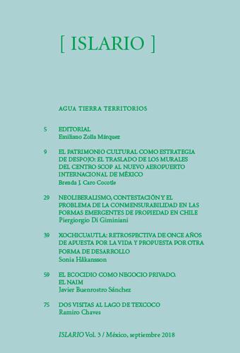 Islario Vol. 3